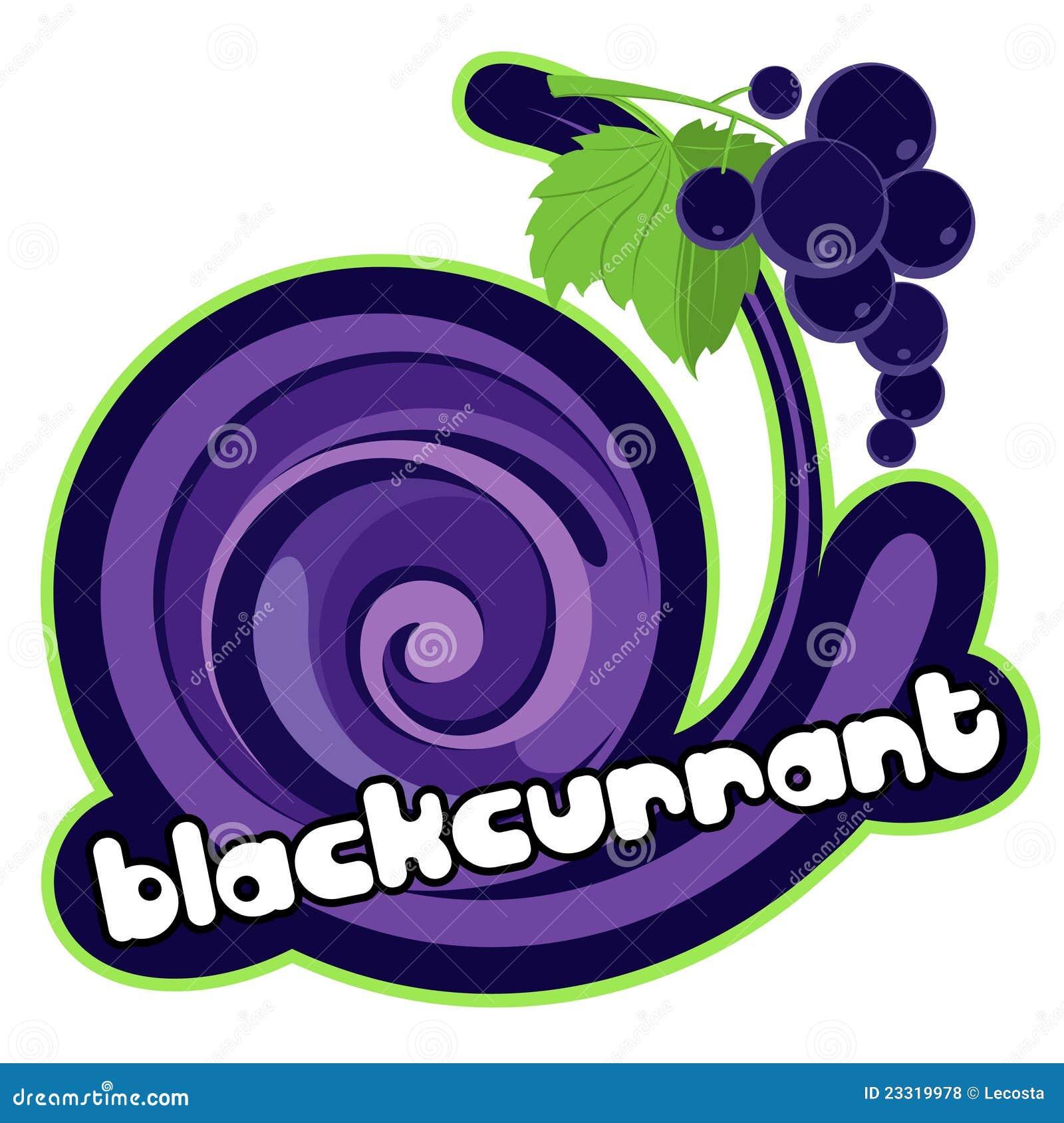 Ice Cream Blackcurrant Royalty Free Stock Photos Image