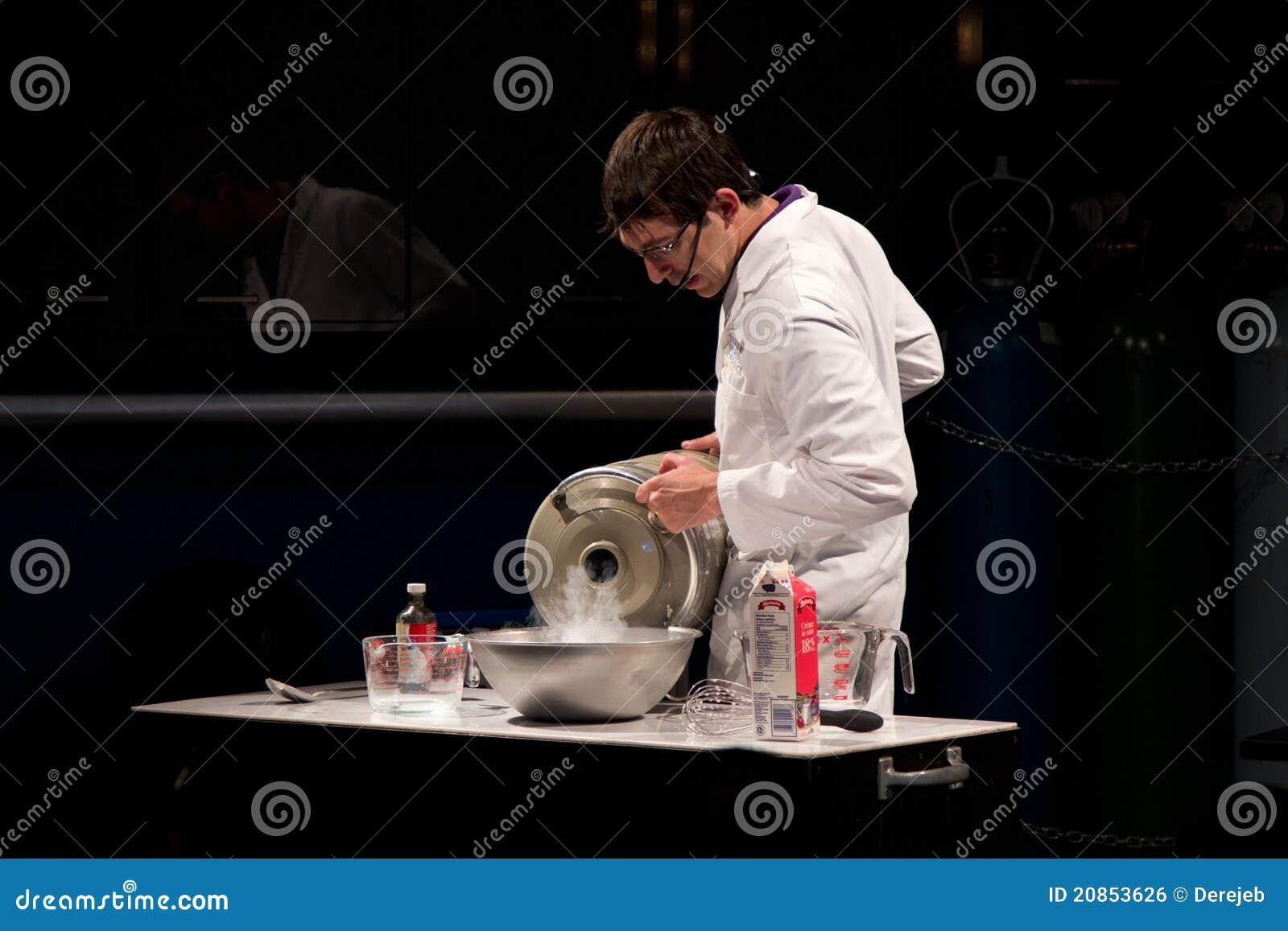 liquid nitrogen ice cream business plan