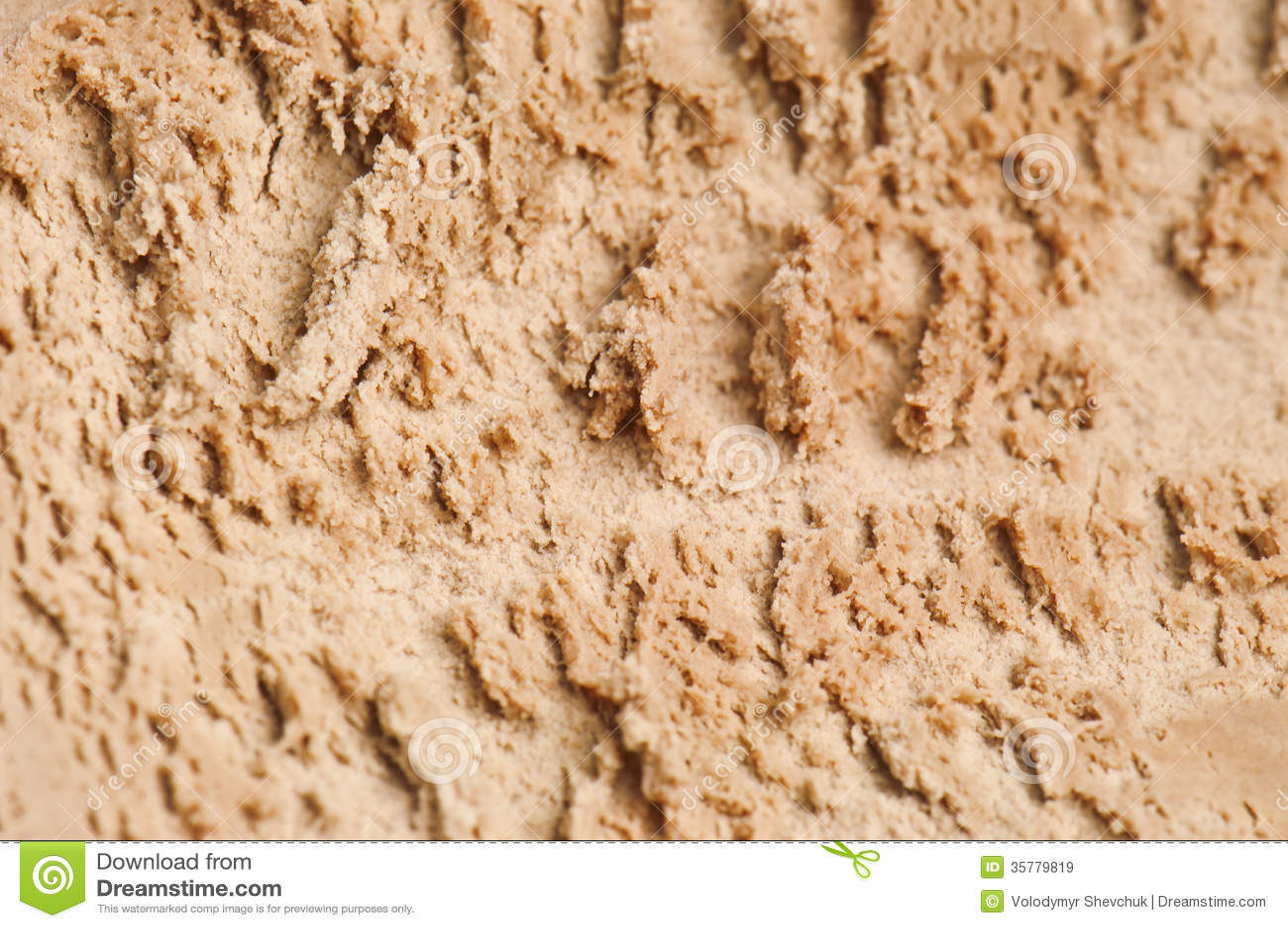 Ice cream texture Roya...
