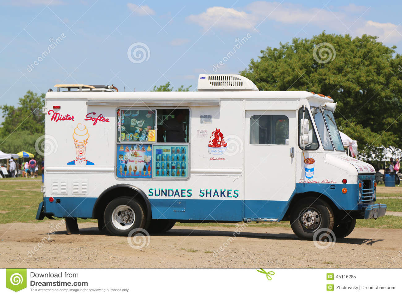 ice cream truck business plans