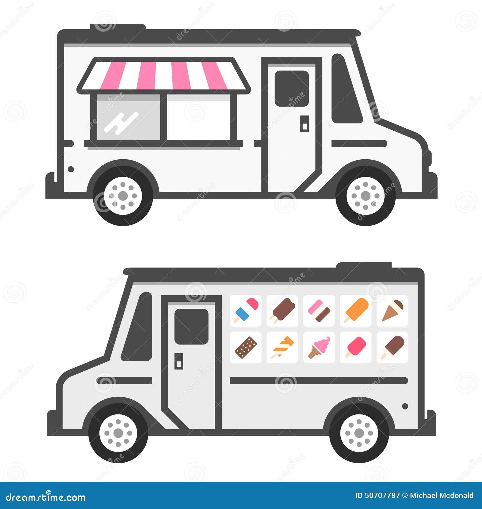 10 Secrets of Ice Cream Truck Drivers