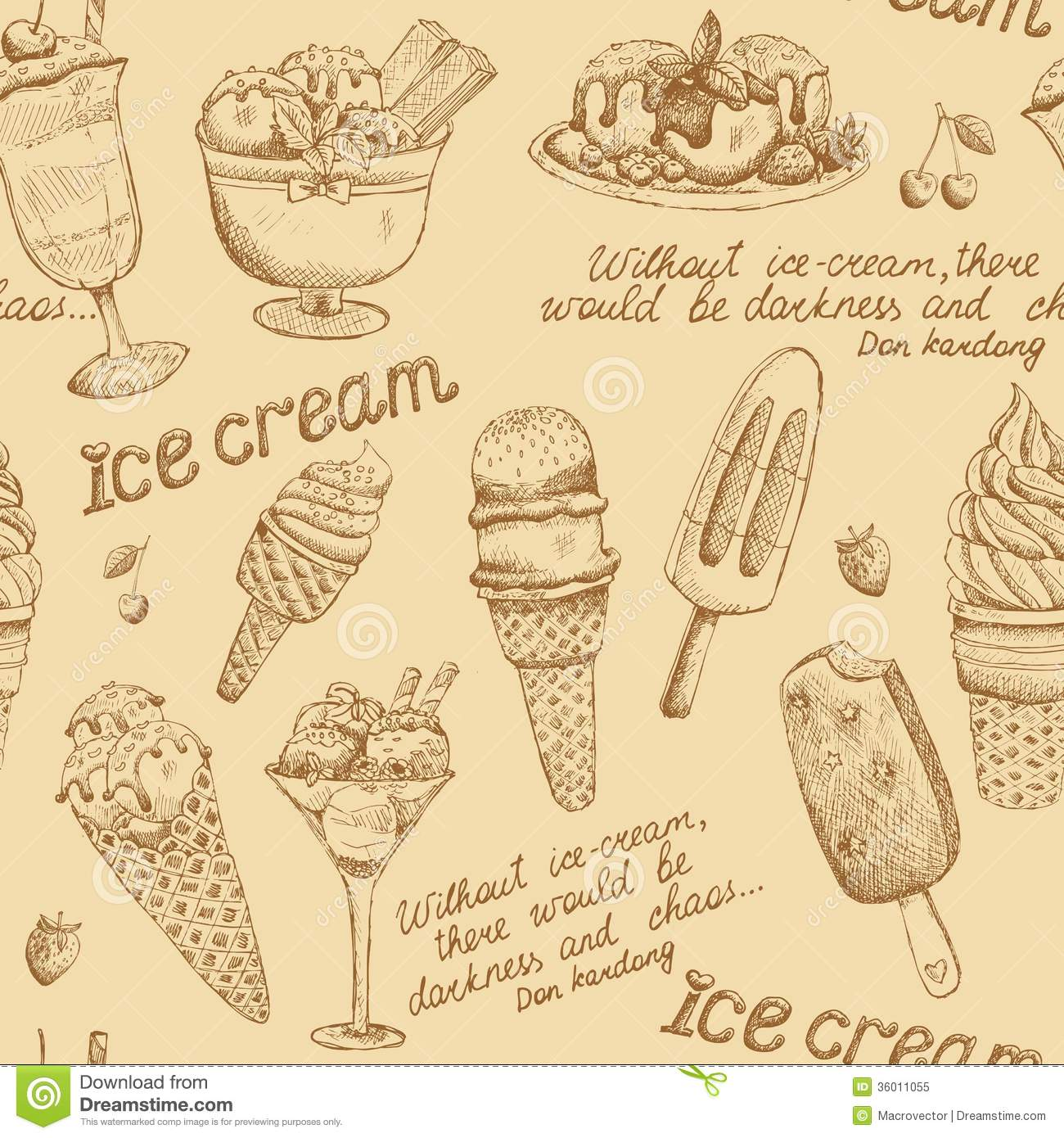 vintage ice cream clipart - photo #25
