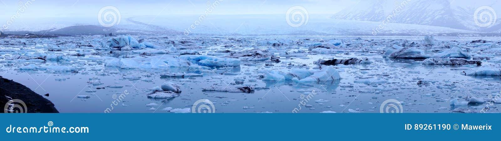 Ice glaciers