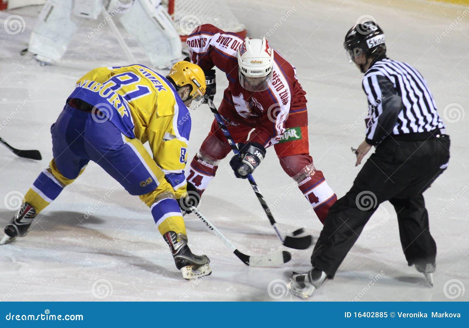 ice hockey match today