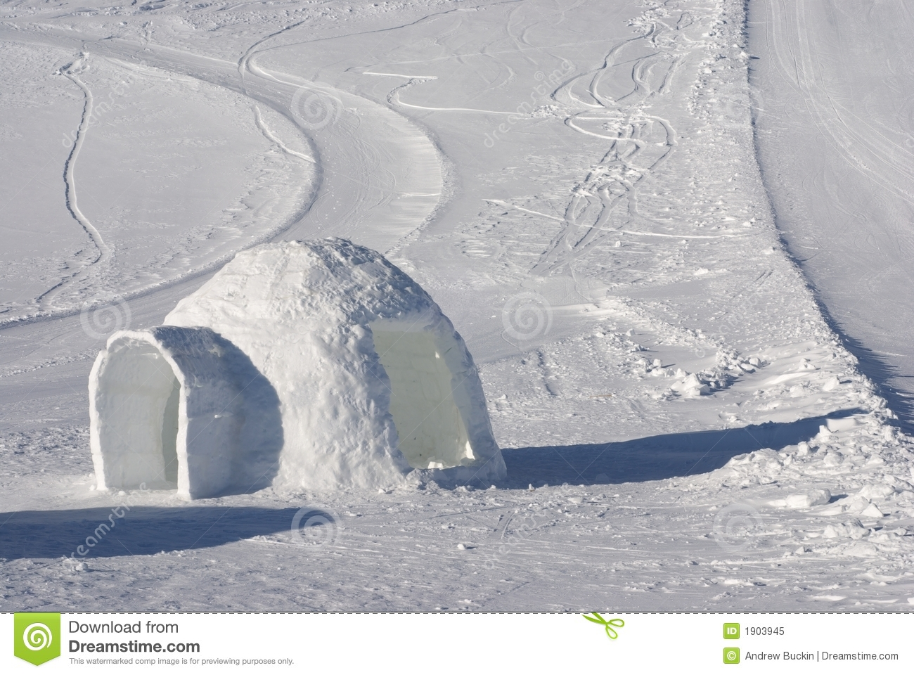 Ice igloo 2