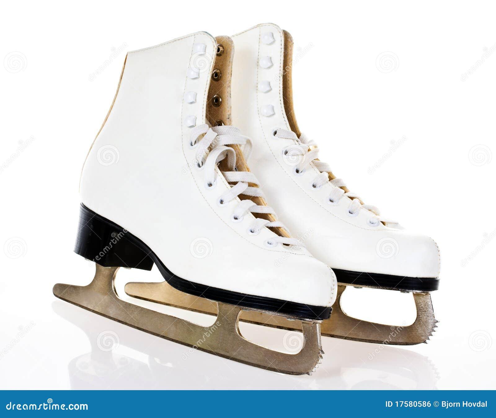 Ice Skates Royalty Free Stock Image - Image: 17580586