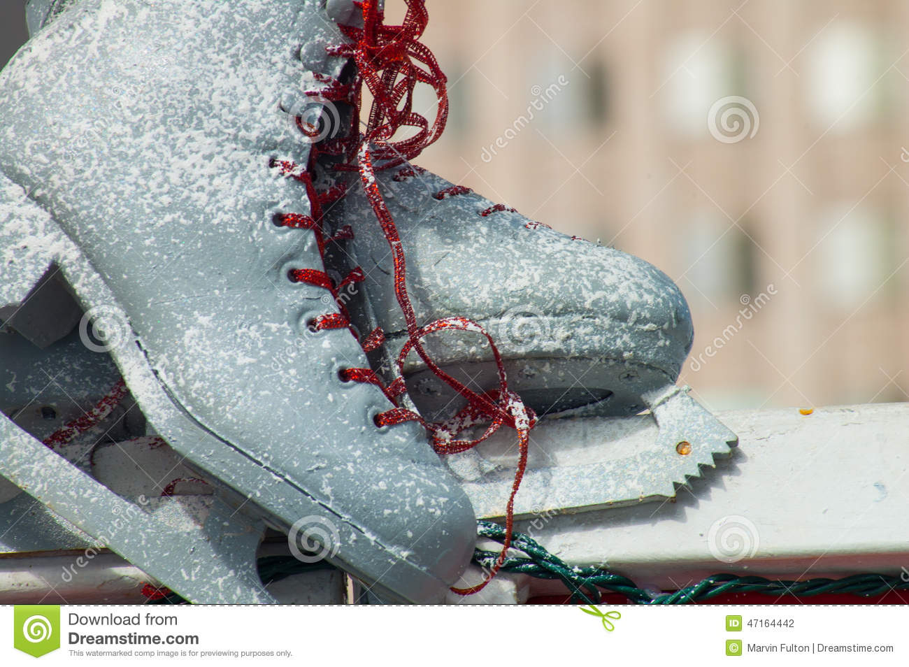 ice skates - Ice Skate Christmas Decoration