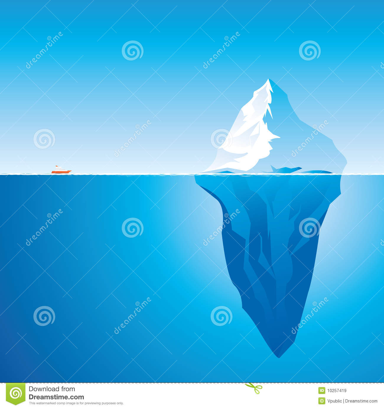 Clip Art Iceberg Clipart iceberg stock illustrations 2839 royalty free images