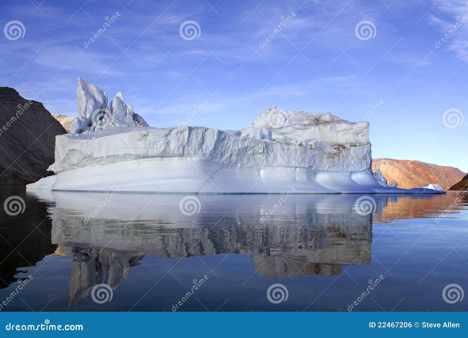 Iceberg - fiordo de Francisco José - Groenlandia