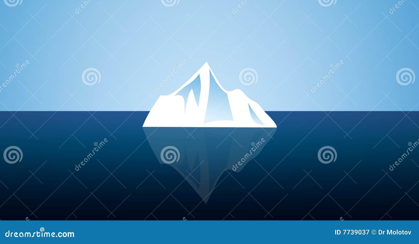 Iceberg pequeno