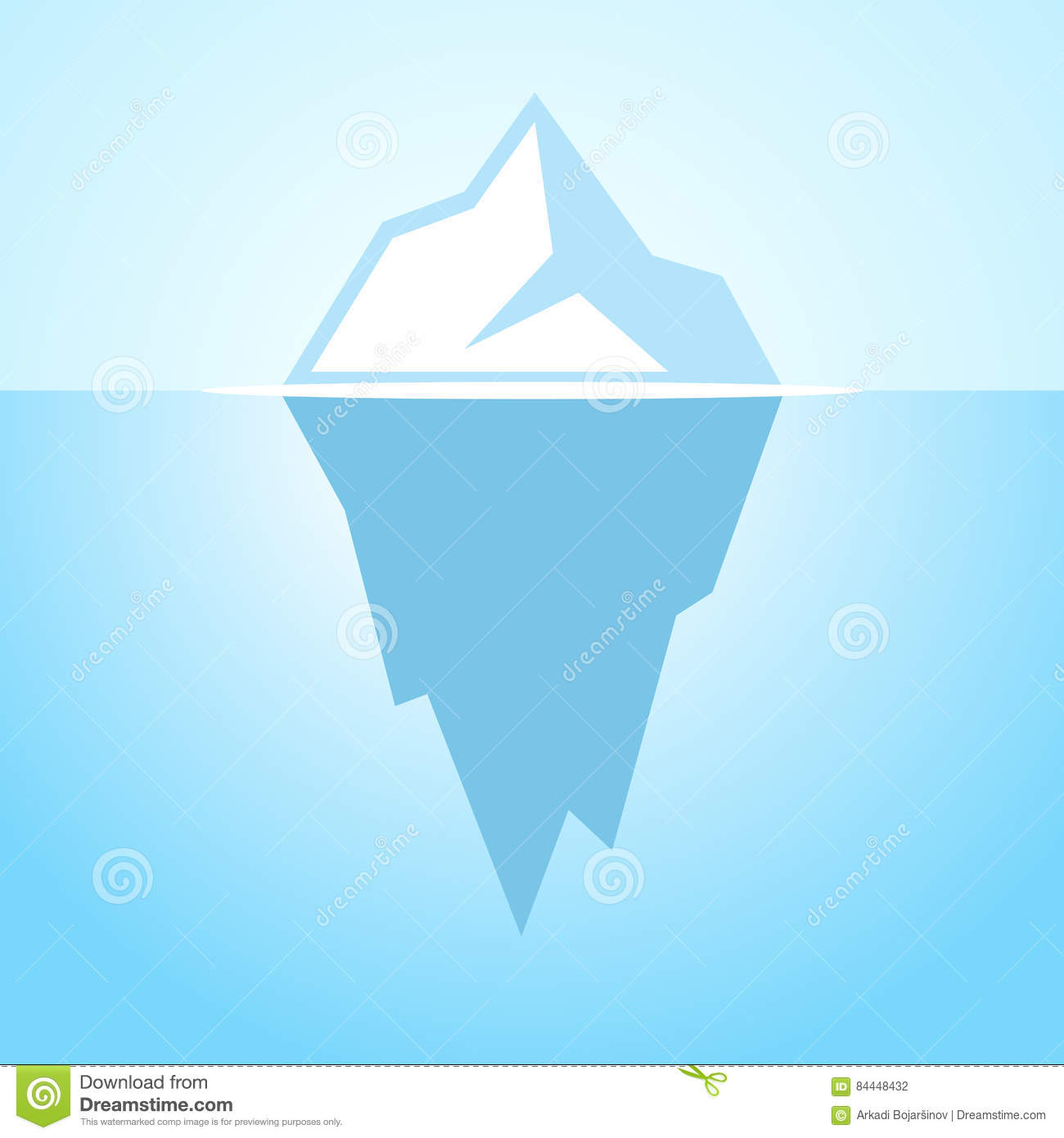 iceberg vector icon stock vector illustration of hide question mark clip art for free question mark clip art black and white