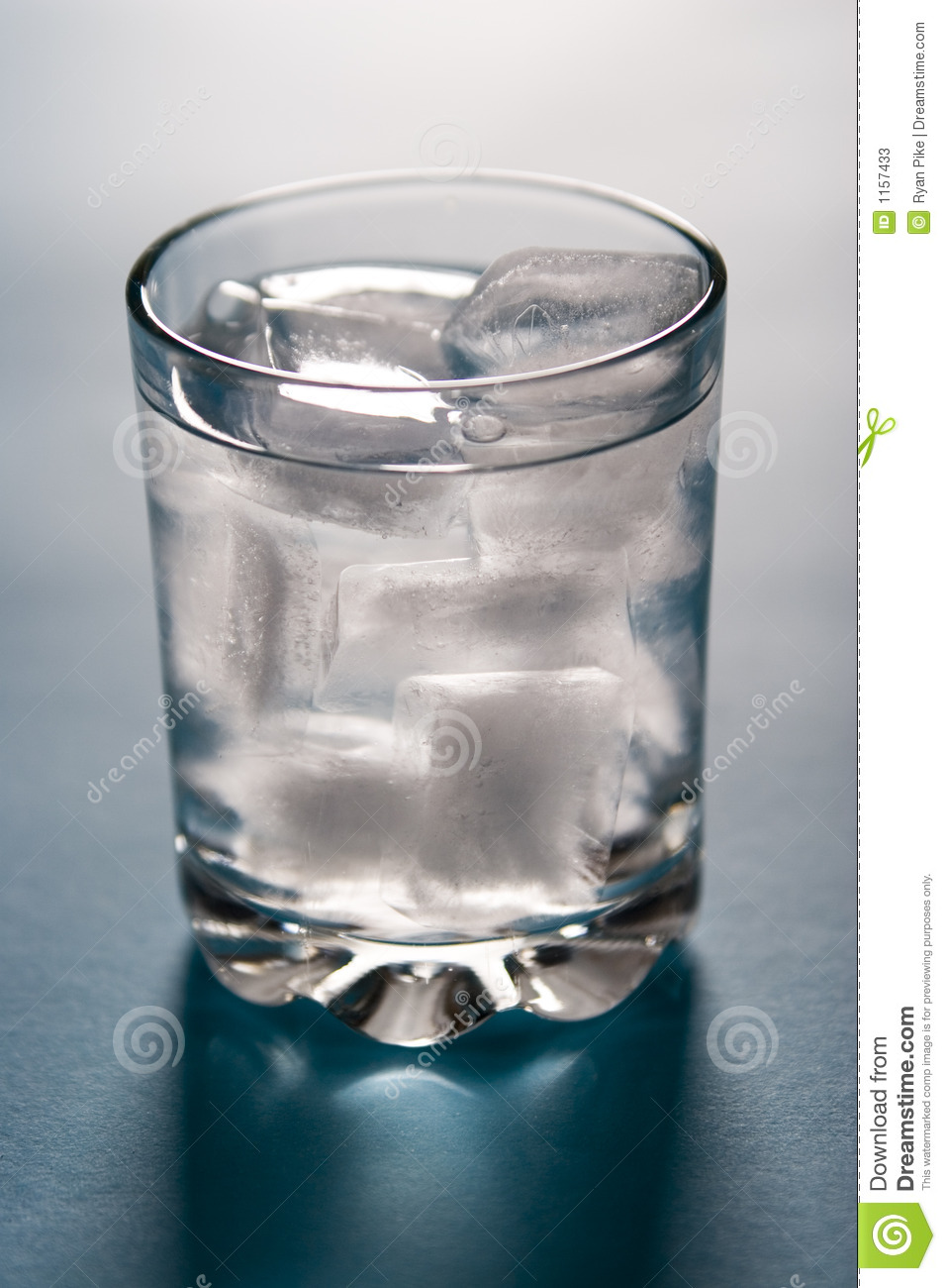 iced water stock image  image of thirst  mixed