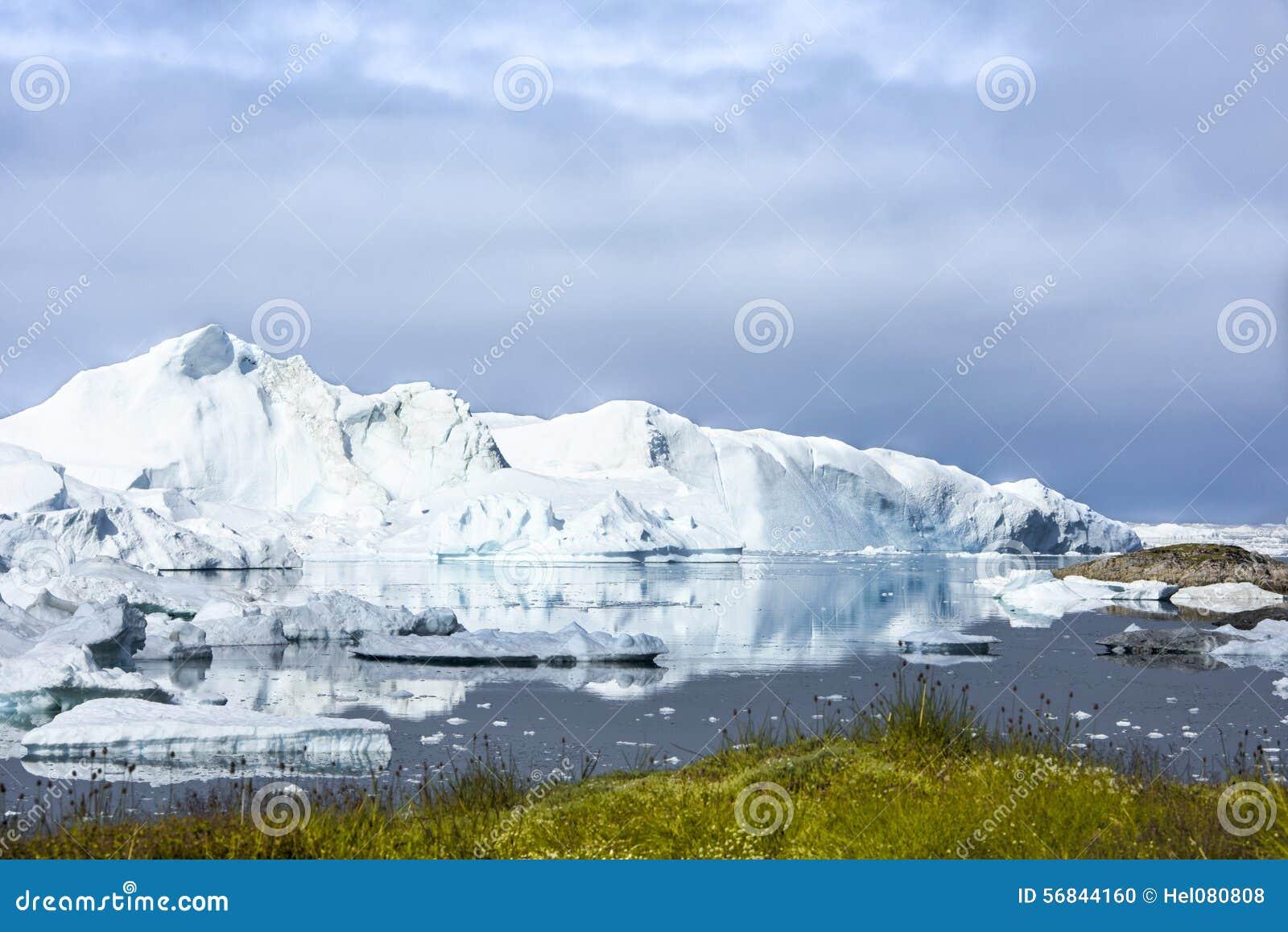 Icefjord Ilulissat, Groenland