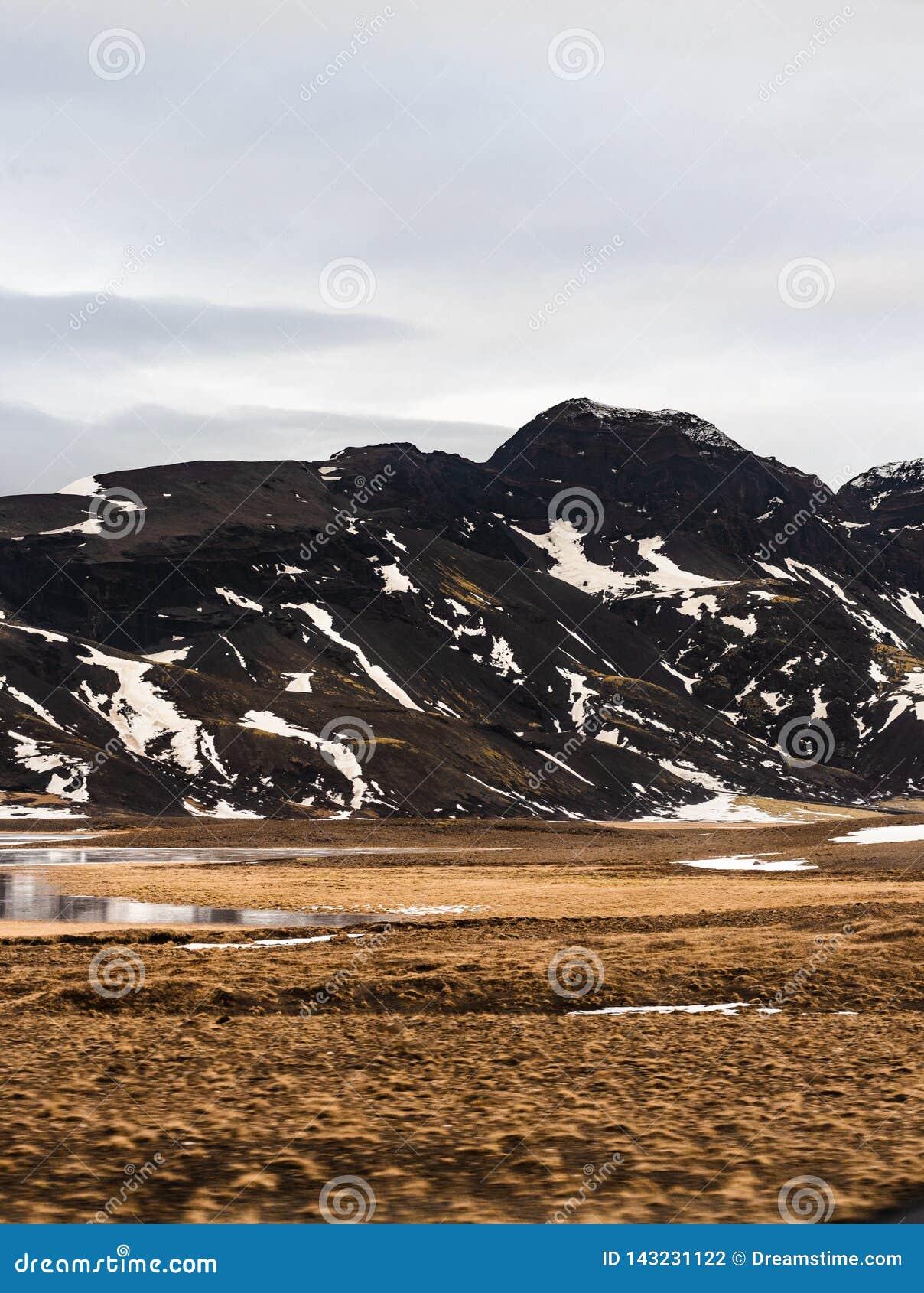 Iceland berg
