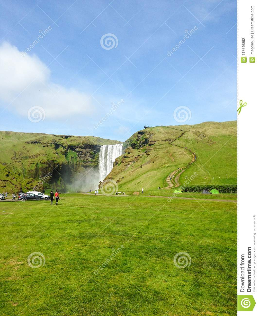 Iceland. Nature and Landscapes