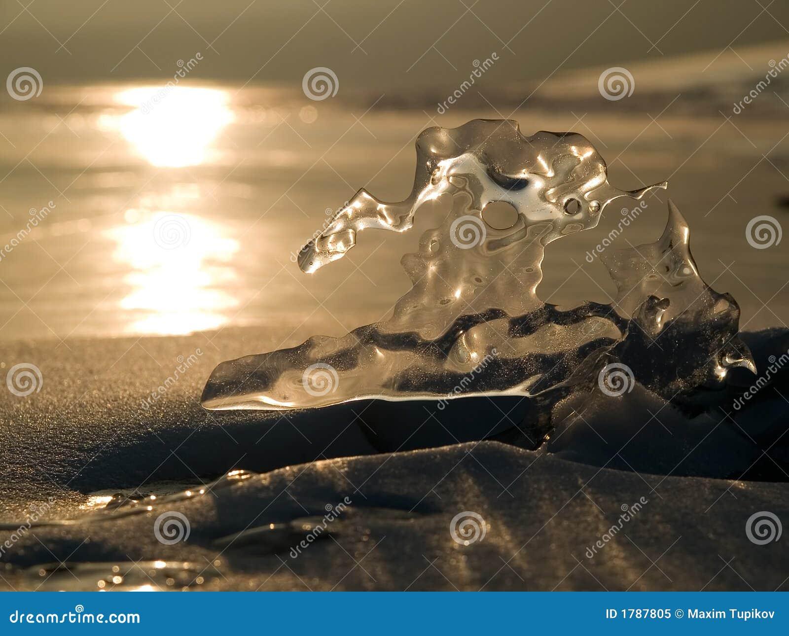 Icelight przeciwko świetnemu słońcu
