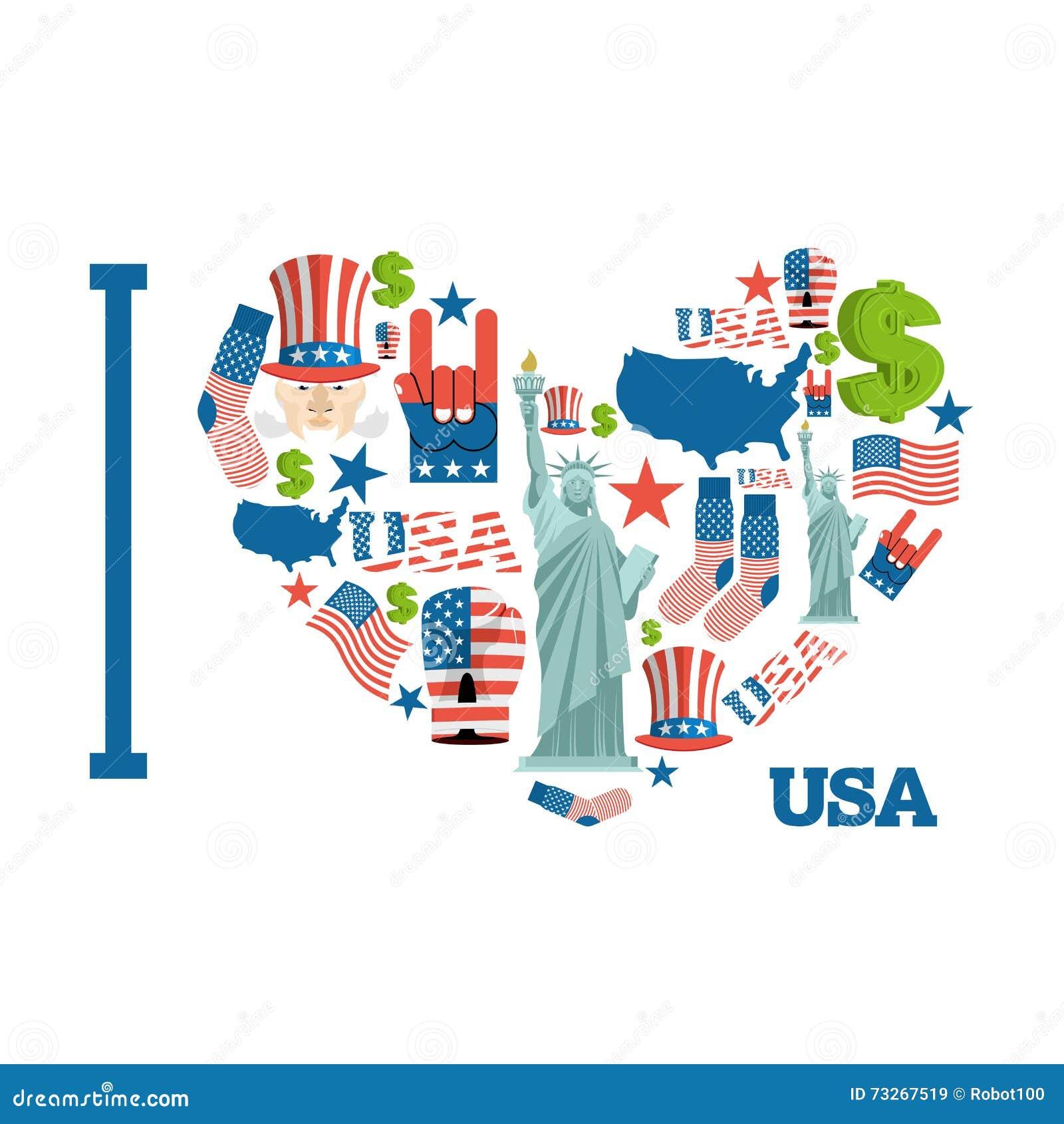 Ich Liebe Amerika!