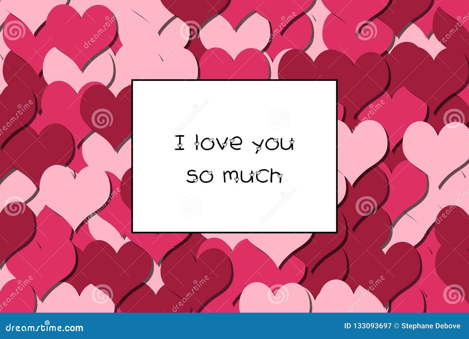 Warum ich dich so sehr liebe