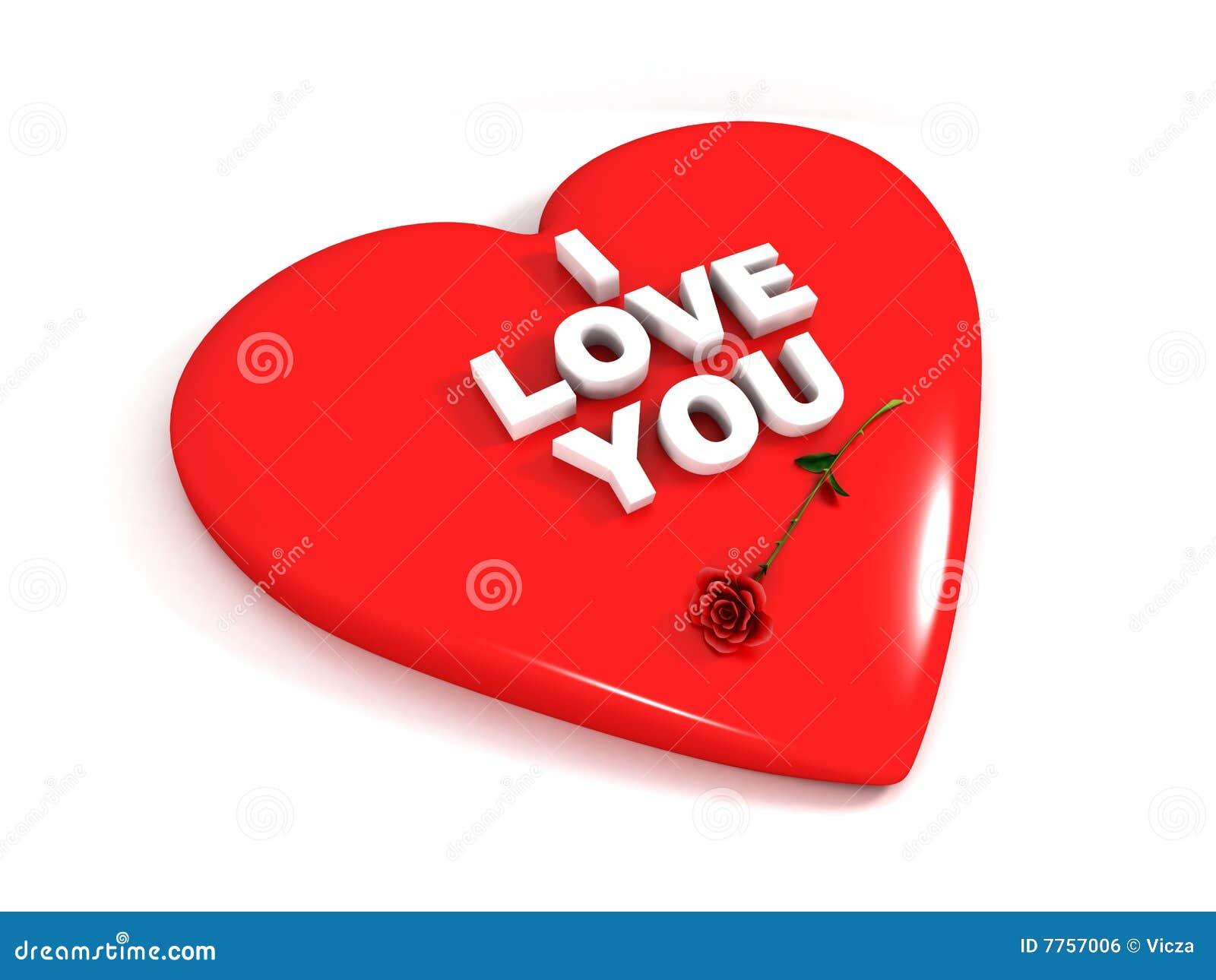 Ich liebe dich und stieg