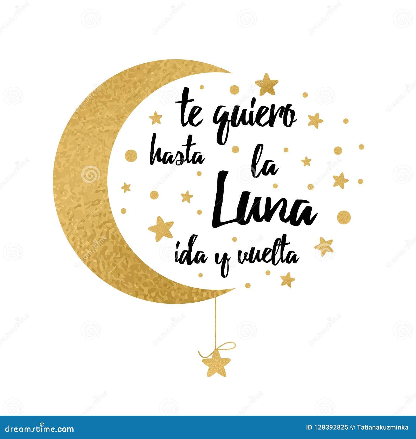 Ich hab dich lieb spanisch