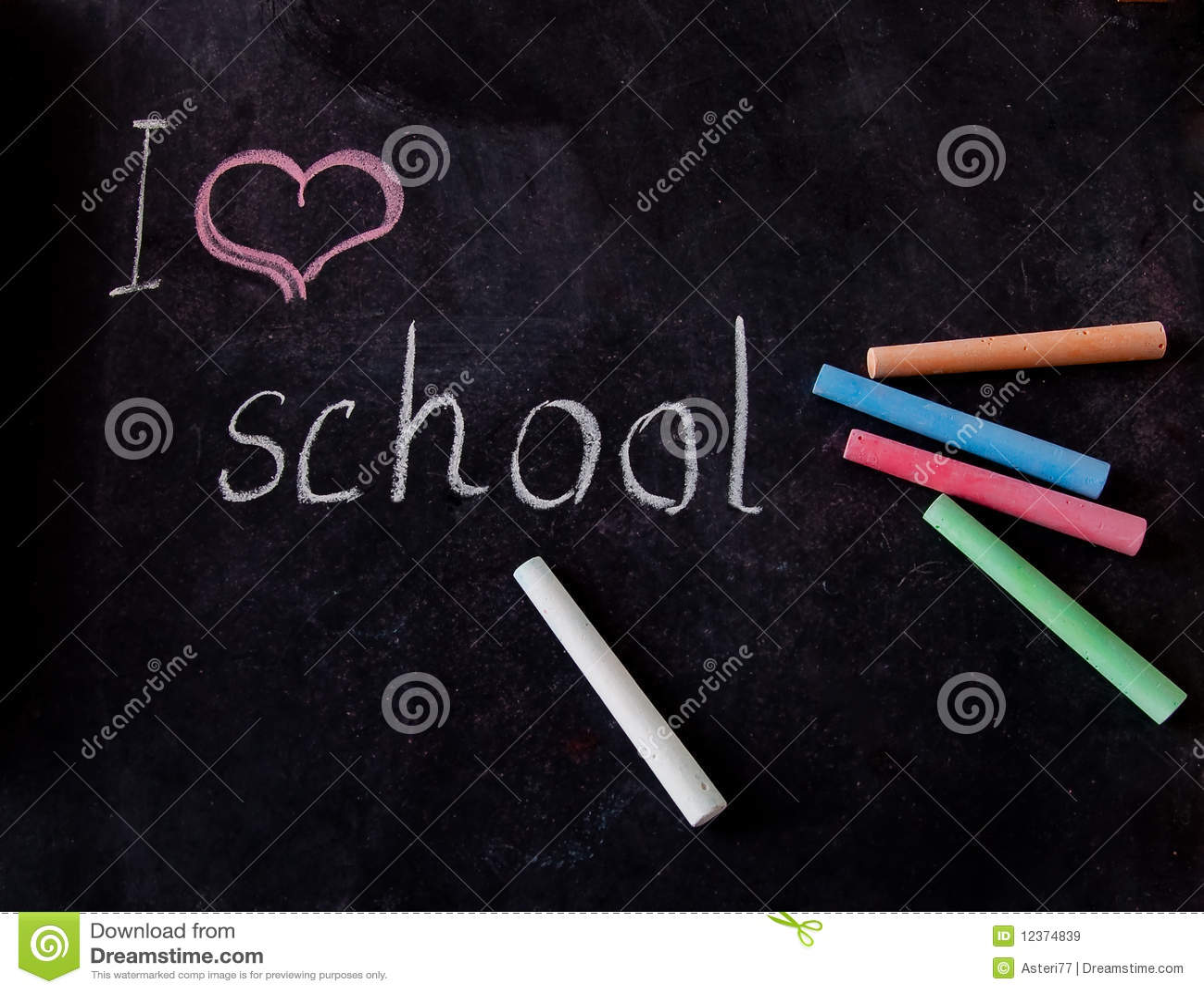 ich liebe die schule - photo #2