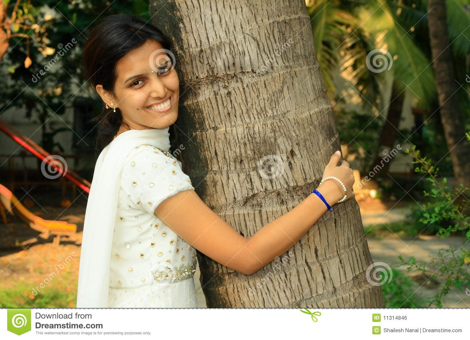 Ich liebe diesen Baum