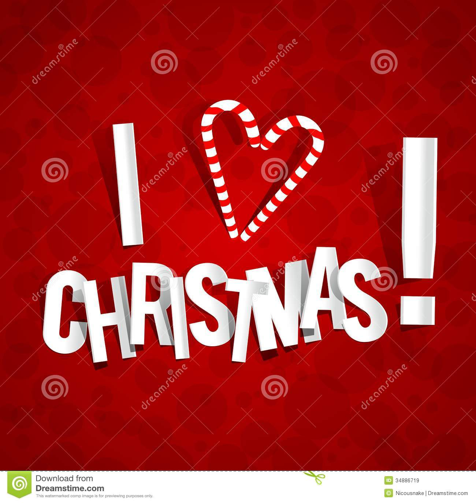 ich liebe weihnachten vektor abbildung bild von zeichen. Black Bedroom Furniture Sets. Home Design Ideas