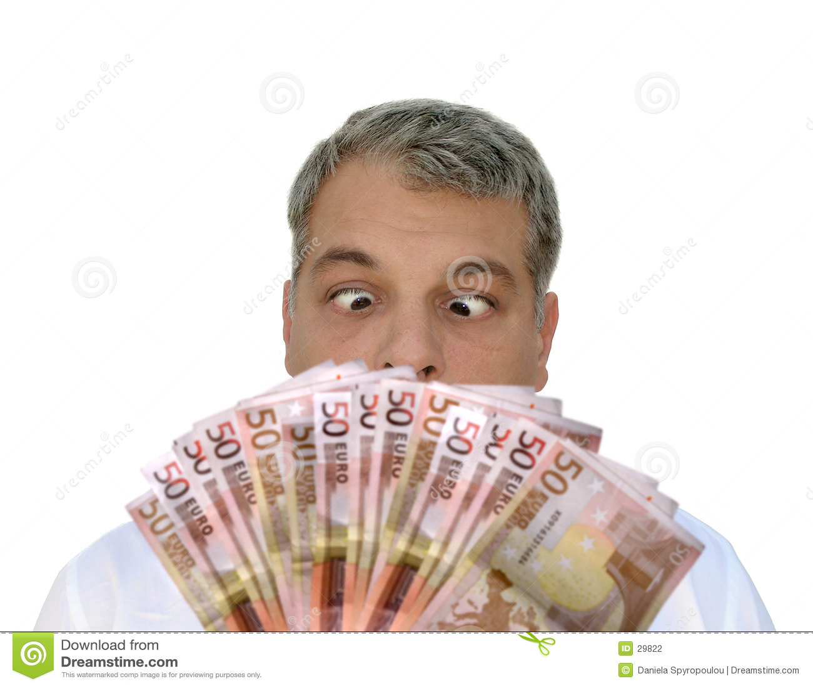 Ich wünsche dieses Geld!!