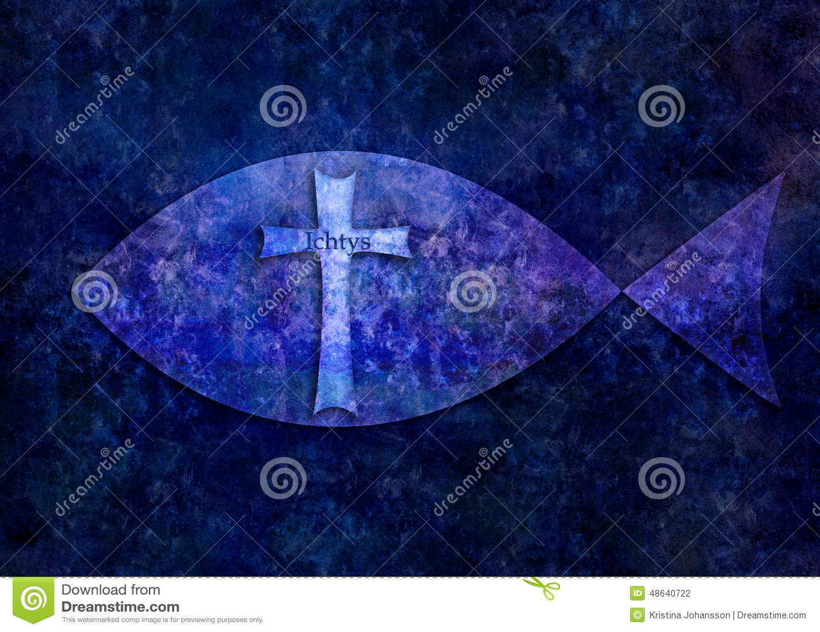 Ichtys-Christzeichen