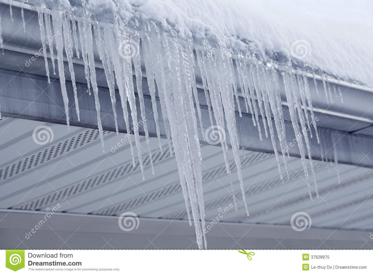 Icicles On Roof Related Keywords & Suggestions - Icicles On