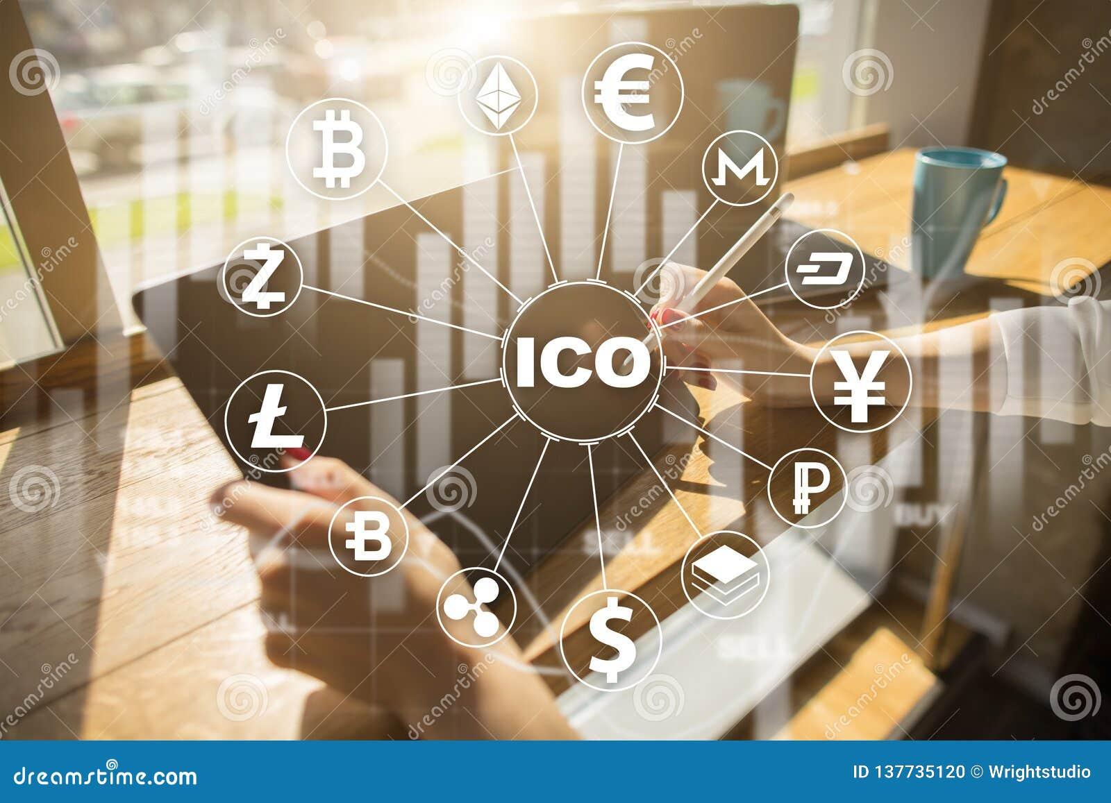 Binary coin ico