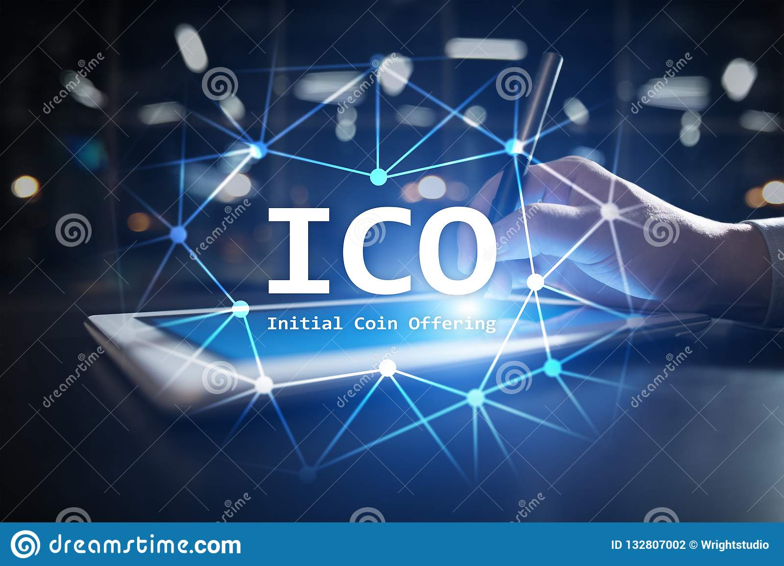 how to start ico cryptocurrency