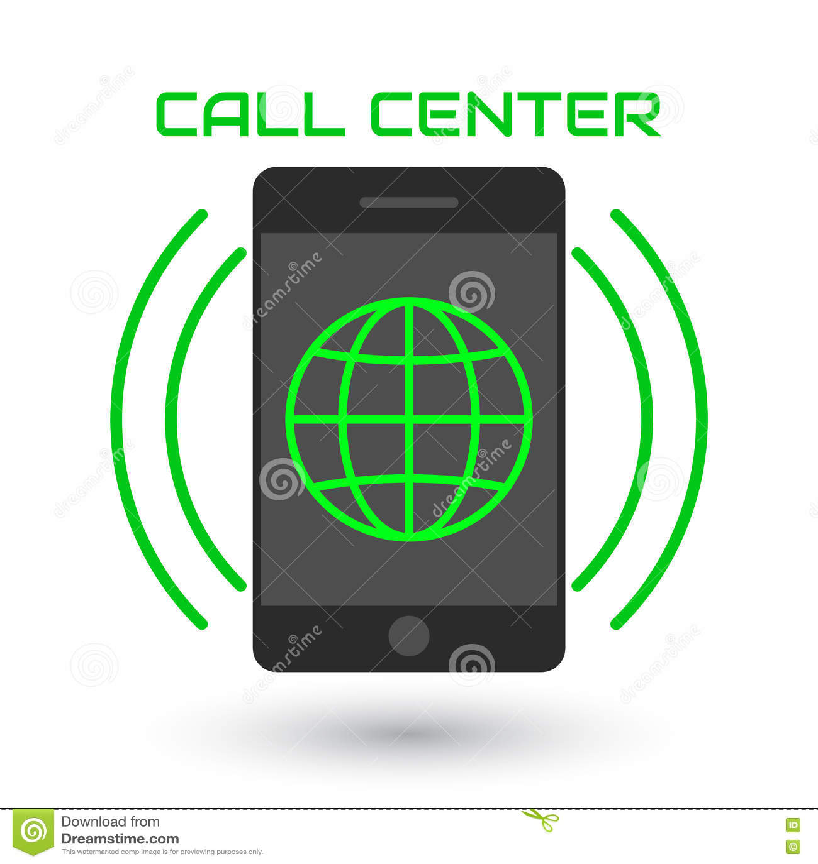 how to call globe customer service using smart