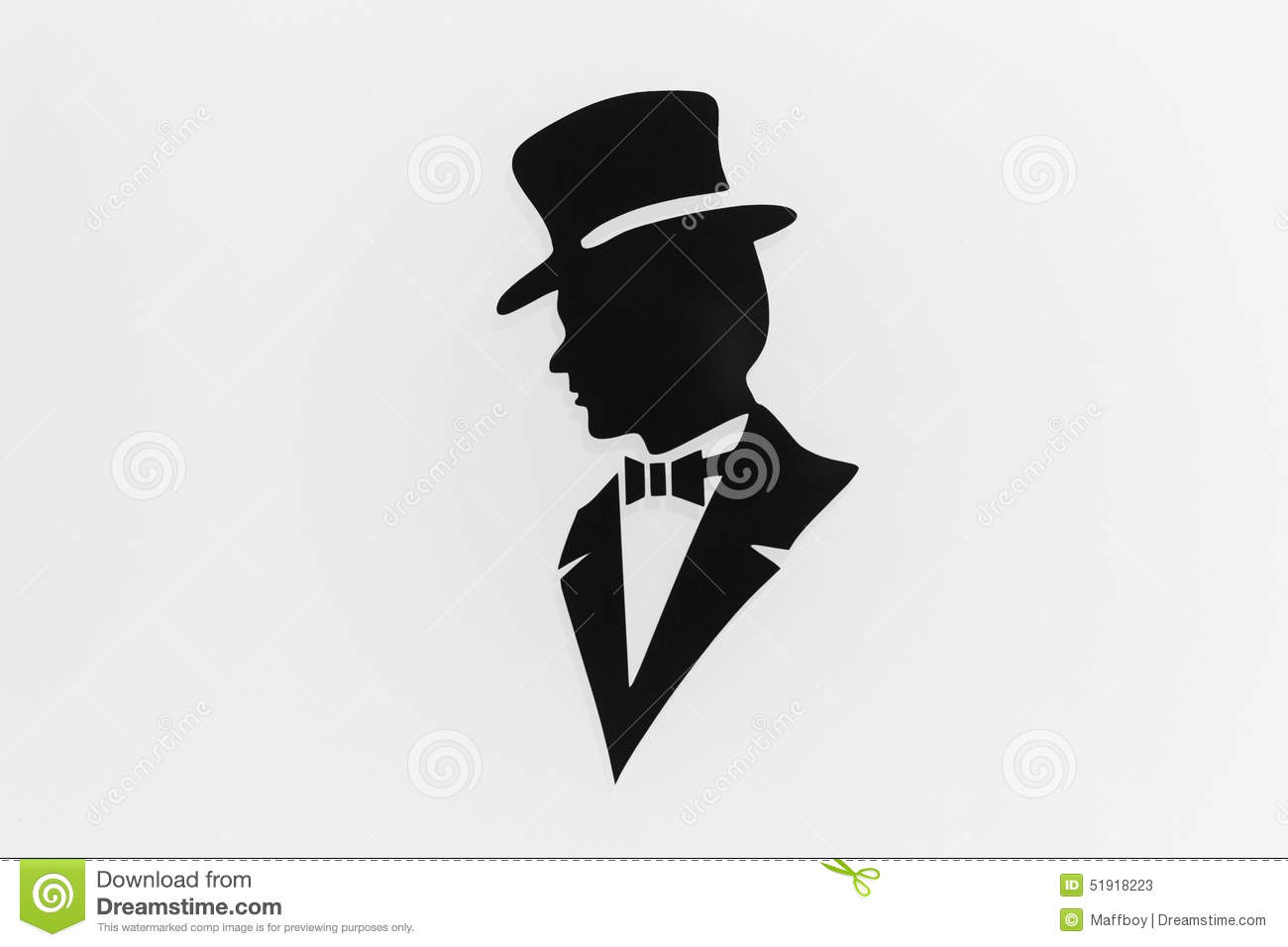be a gentleman clip art
