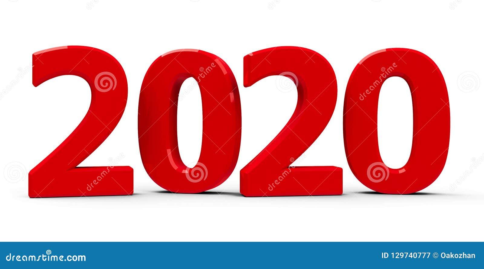 2020.2020 Icon Stock Illustration Illustration Of Date Button