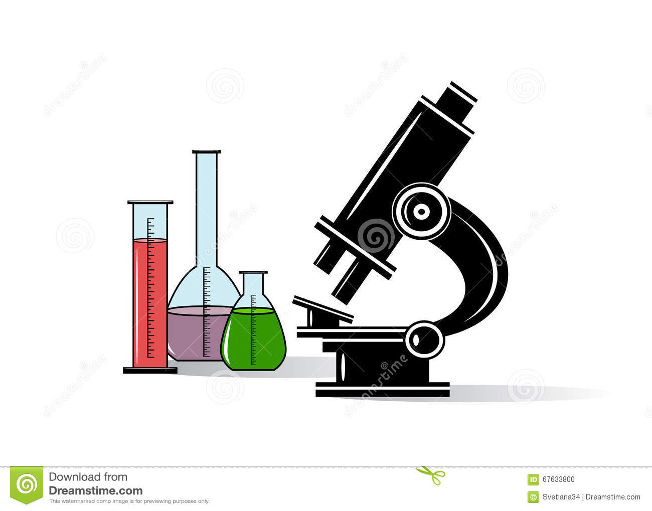 Icon science stock vector illustration of nanotechnology 67633800 download comp ccuart Images