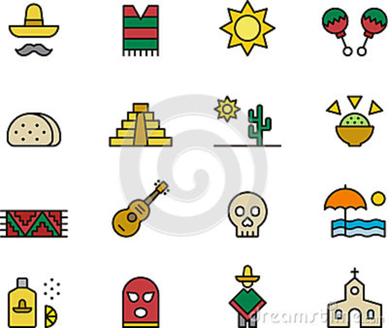 Mexican Symbols And Meanings Bigking Keywords And Pictures