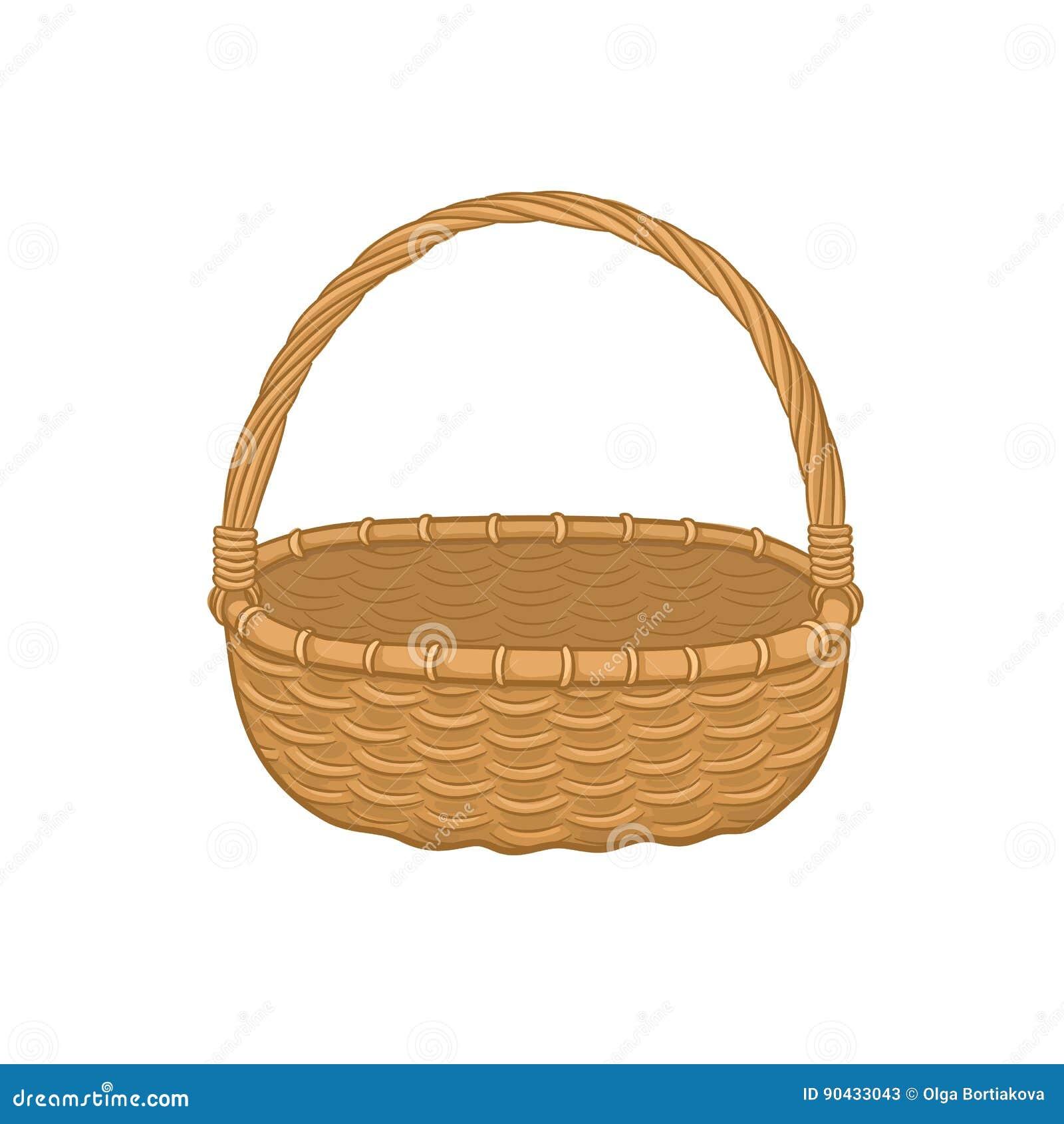 Icona del backet di picnic