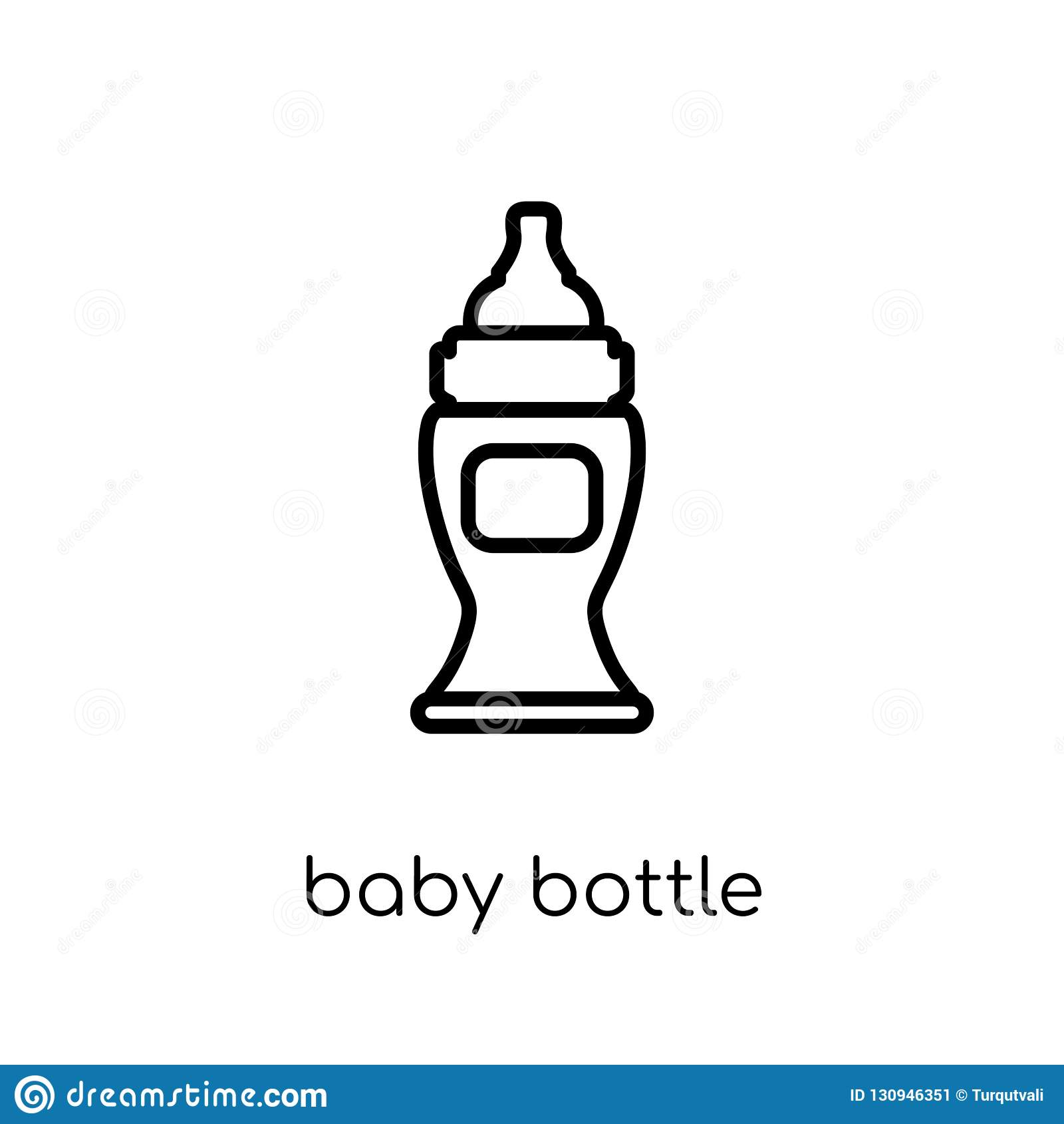 Icona del biberon