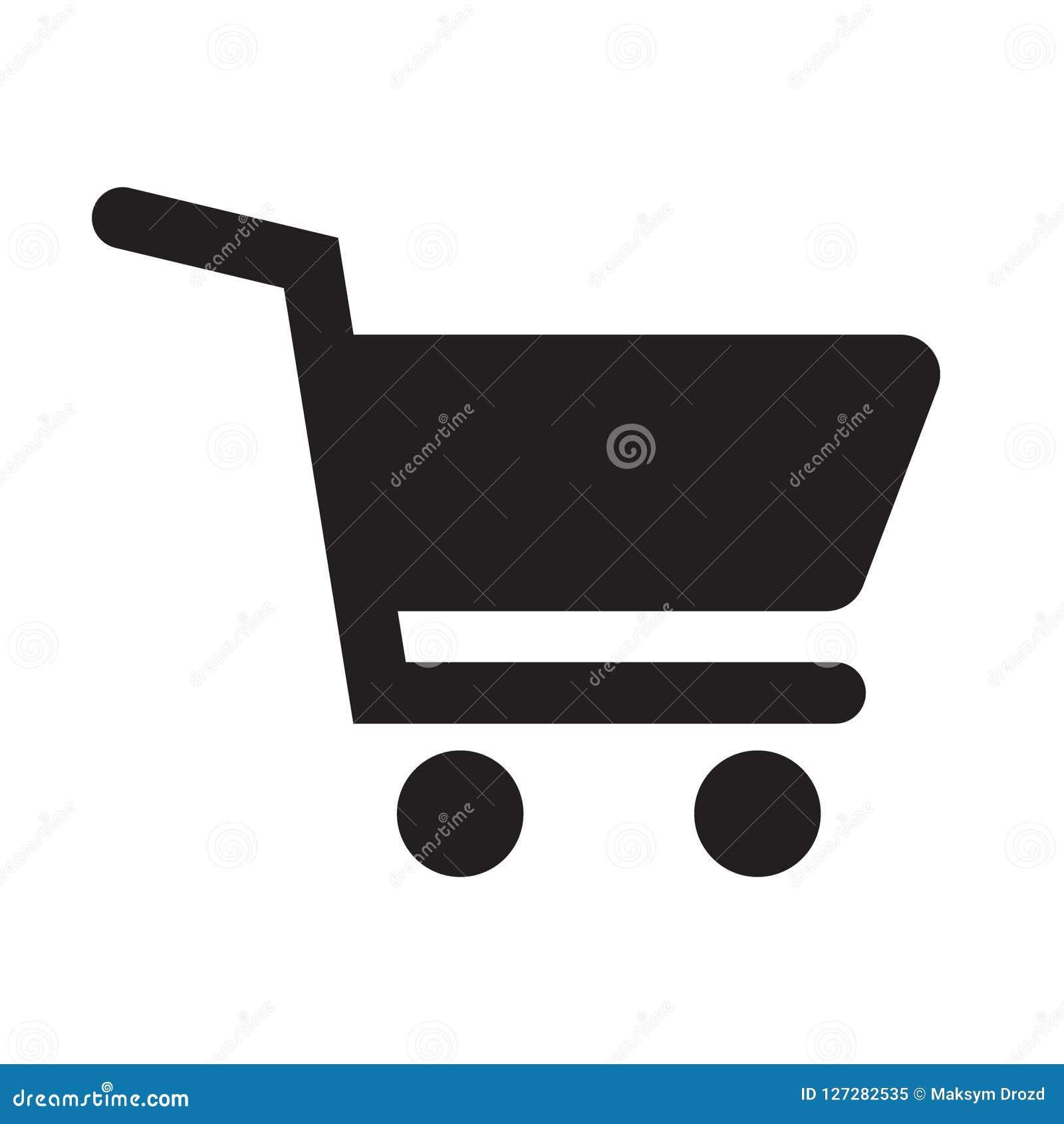 Icona del carrello di acquisto