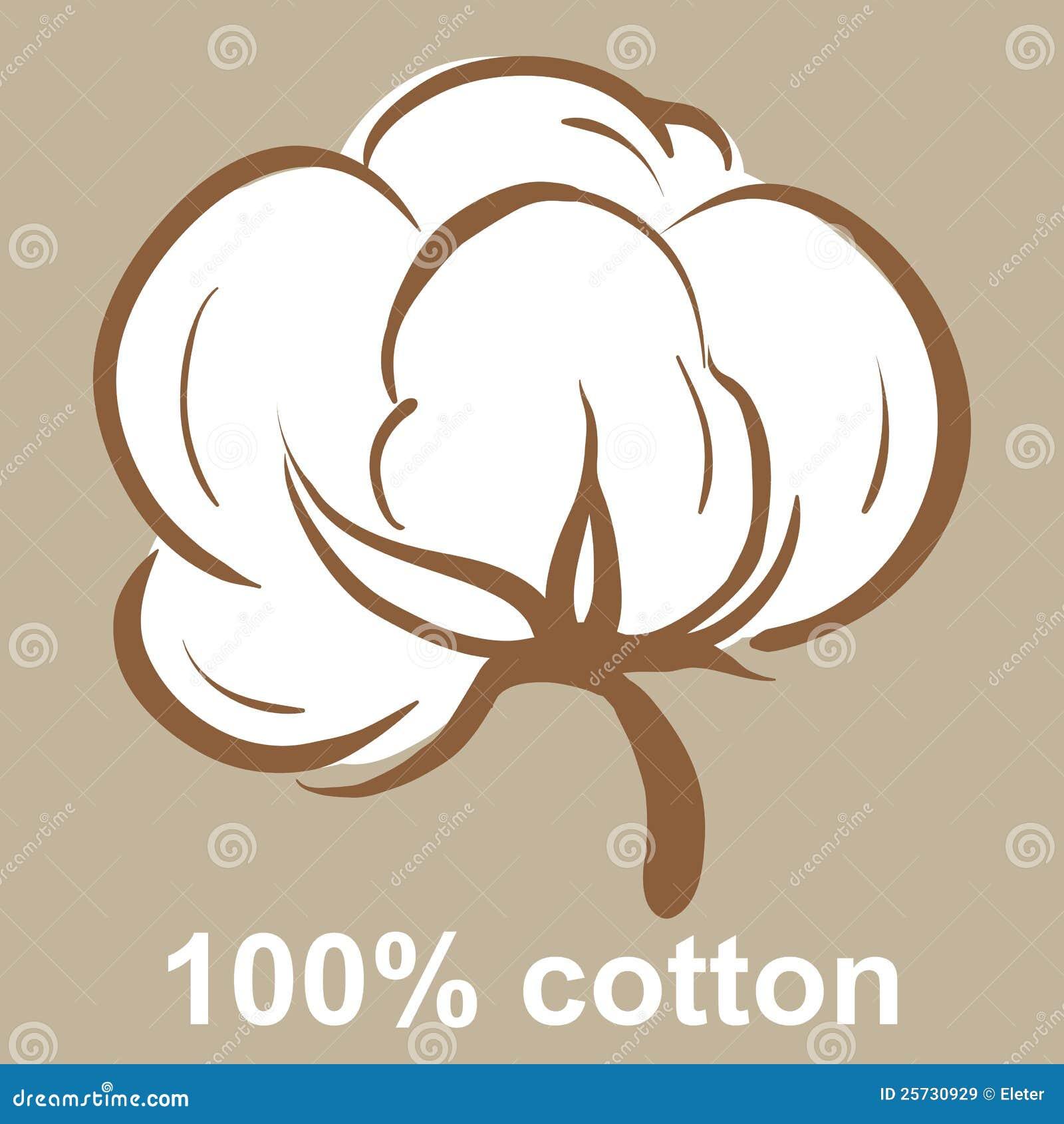 Icona del cotone