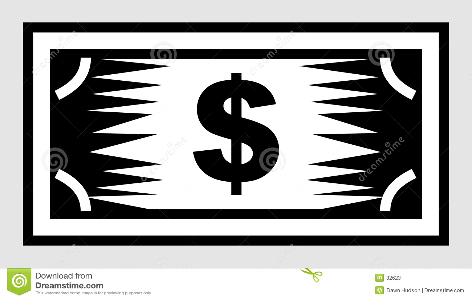 Icona del dollaro