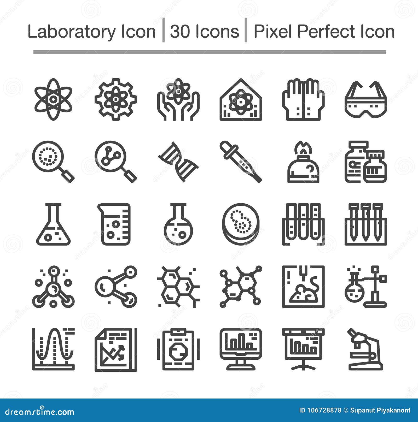 Icona del laboratorio