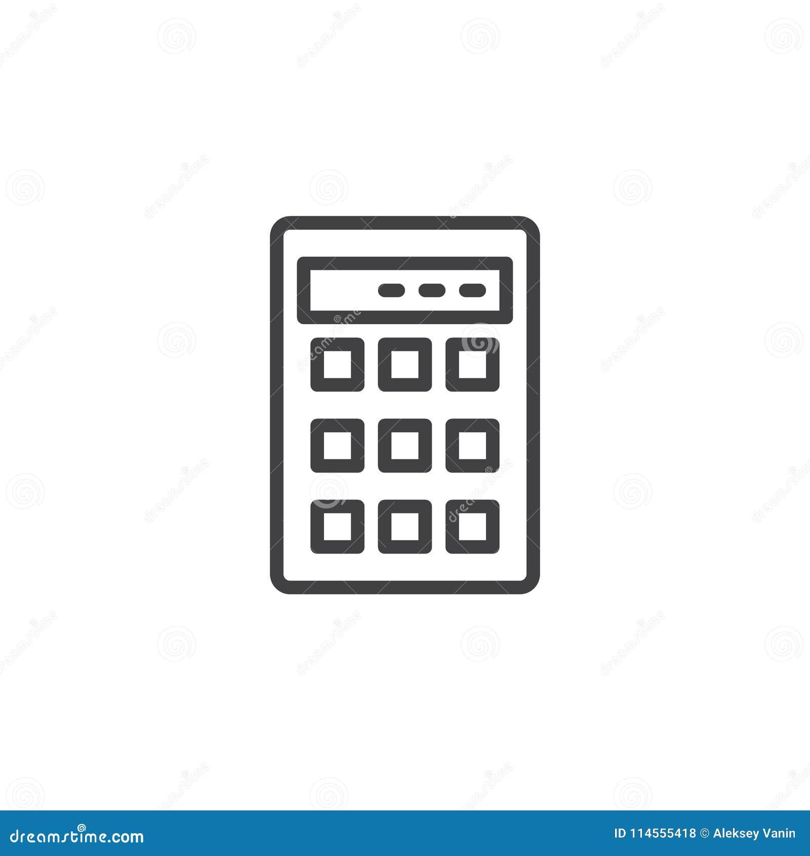 Icona del profilo del calcolatore