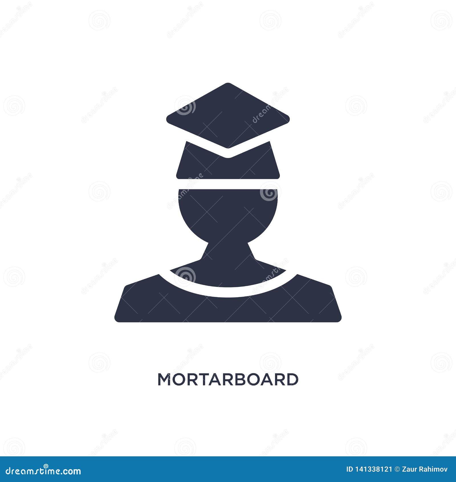 Icona del tocco su fondo bianco Illustrazione semplice dell elemento dal concetto di istruzione 2