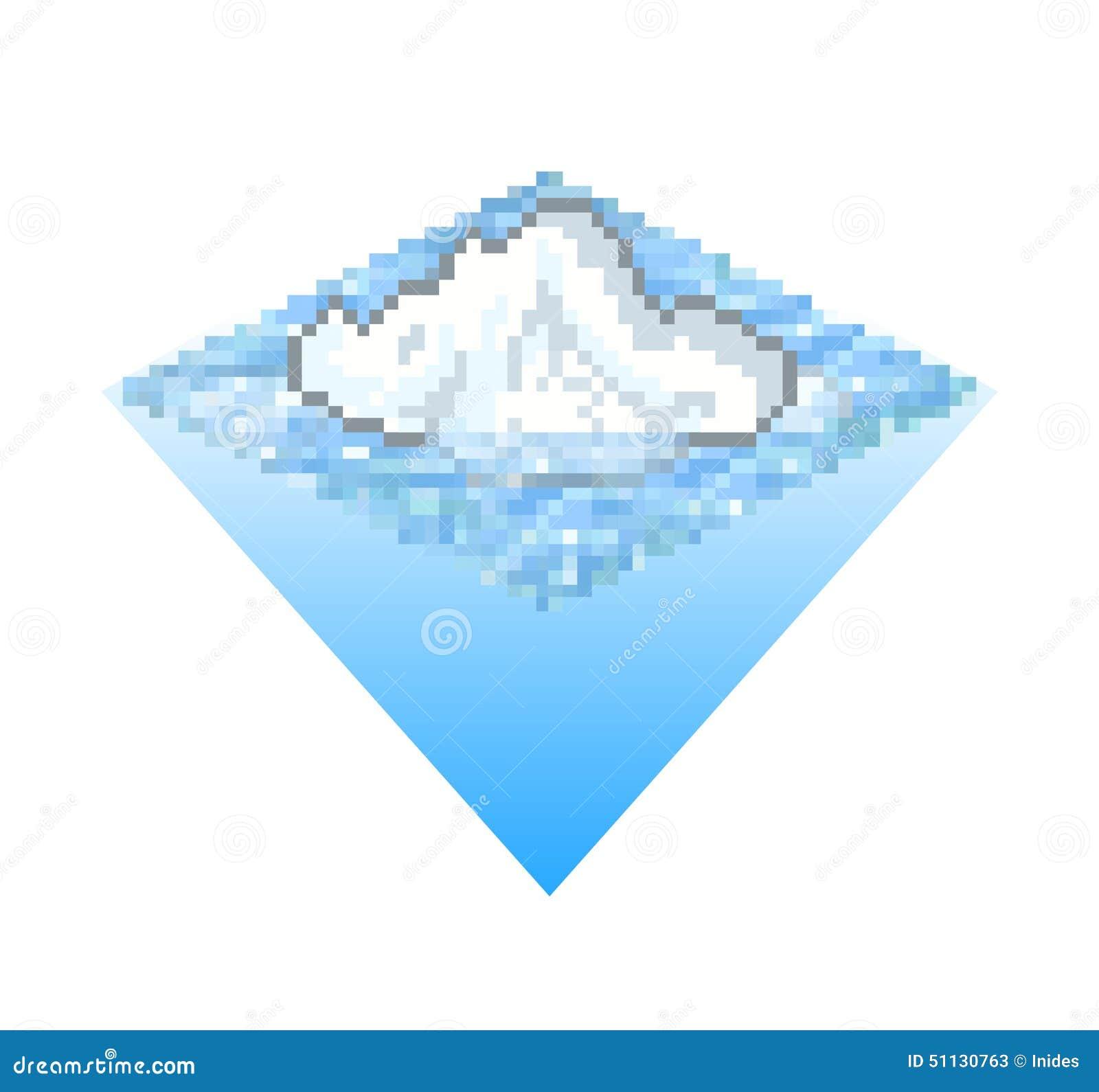 Icona dell iceberg