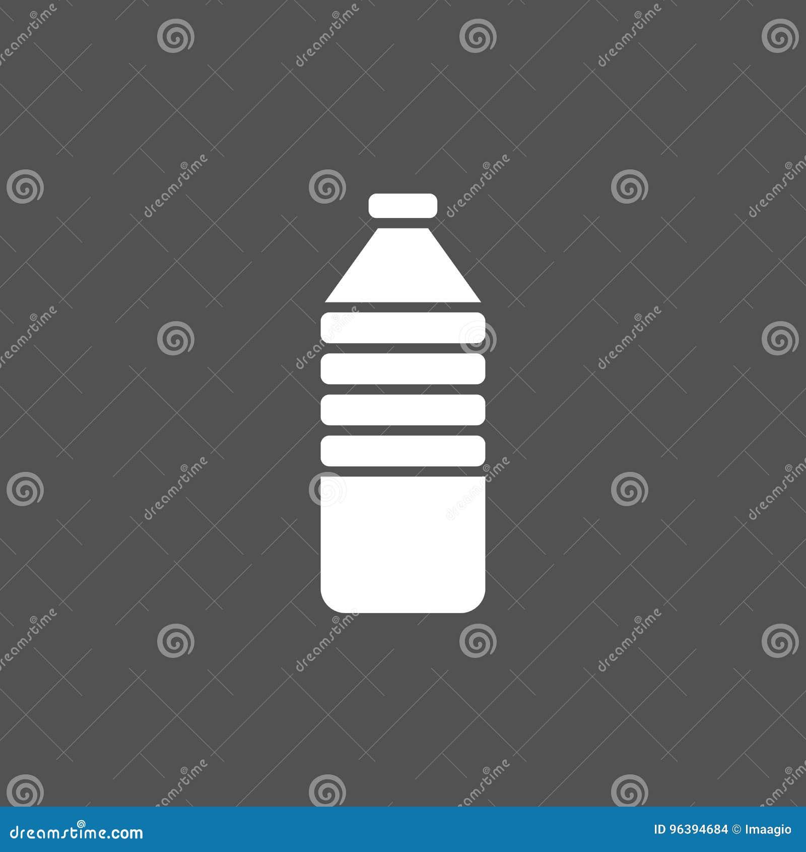 Icona della bottiglia di acqua