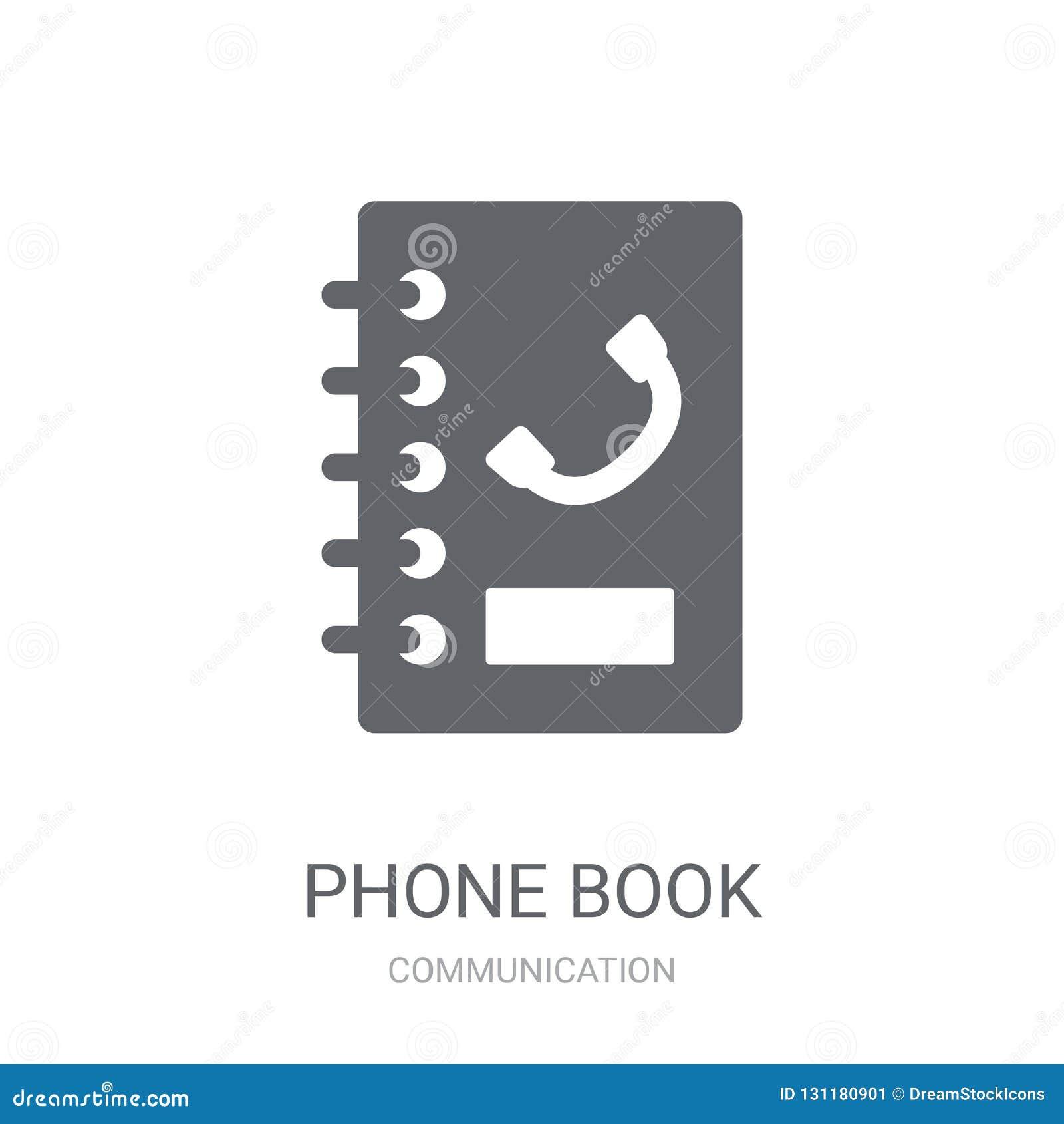 Icona della guida telefonica