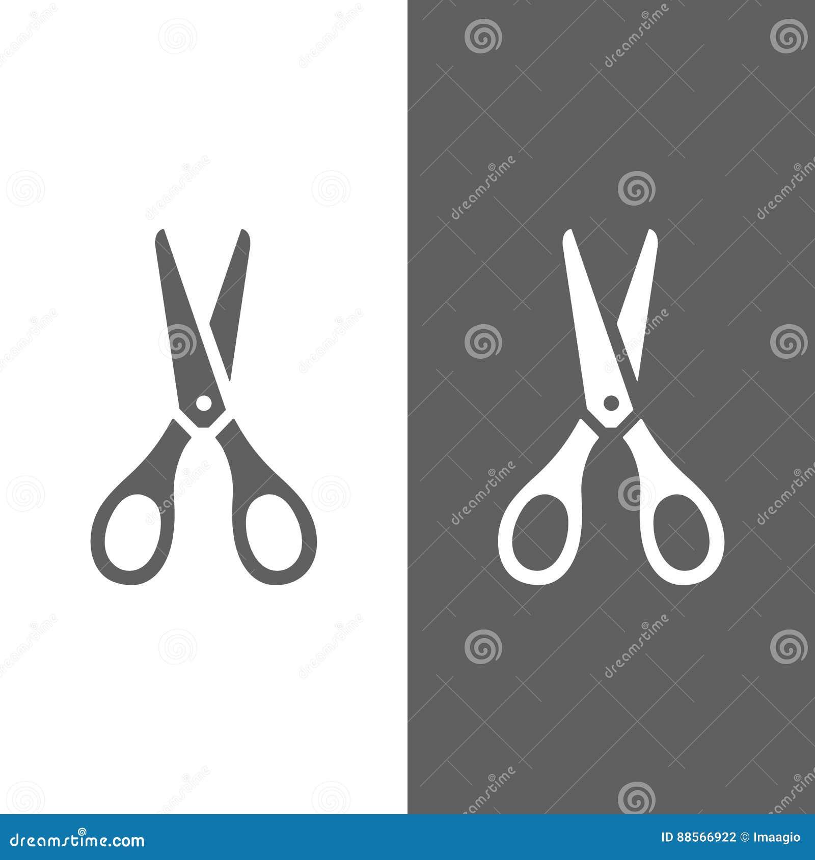 Icona di forbici