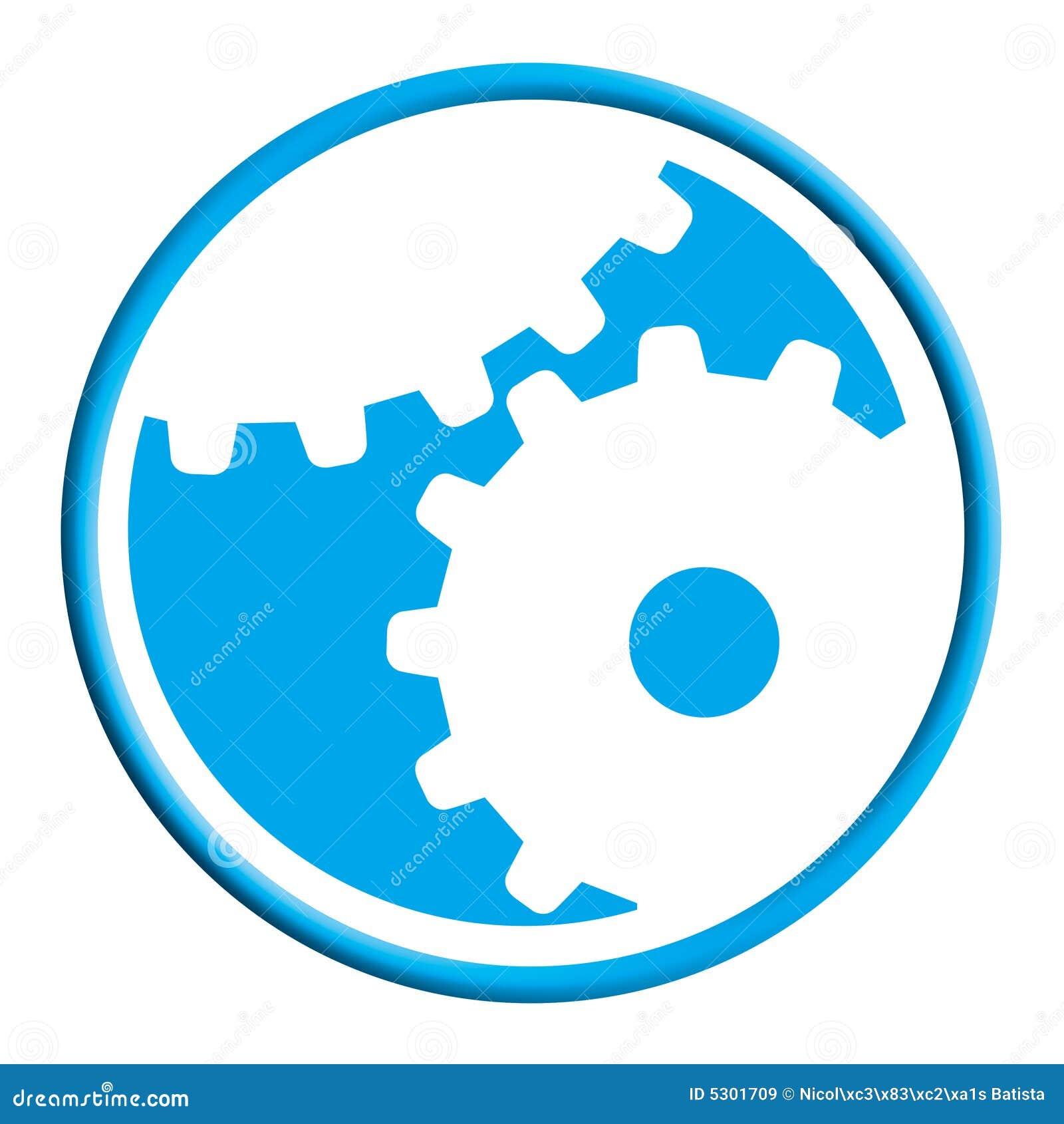 Download Icona Di Modo Del Meccanico Illustrazione di Stock - Illustrazione di motore, disposizione: 5301709